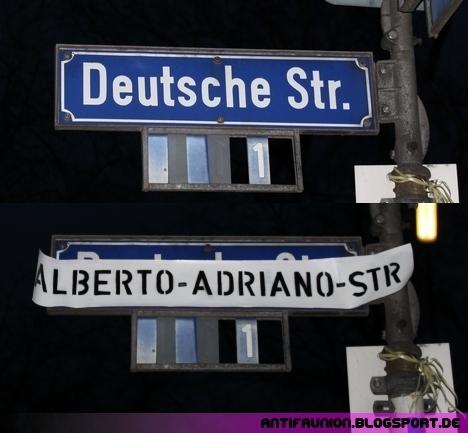 Deutsche Str.