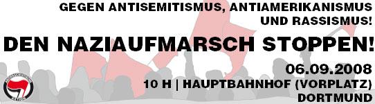 Demo in Dortmund