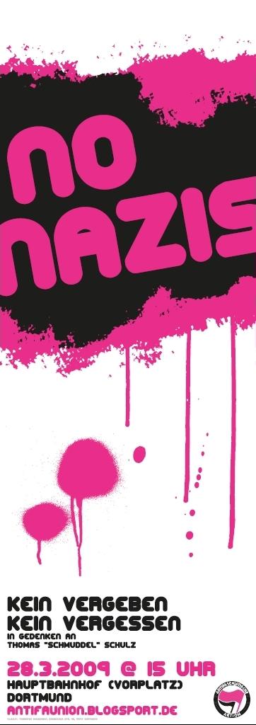 28.03.09 - Keine Homezone für Nazis!